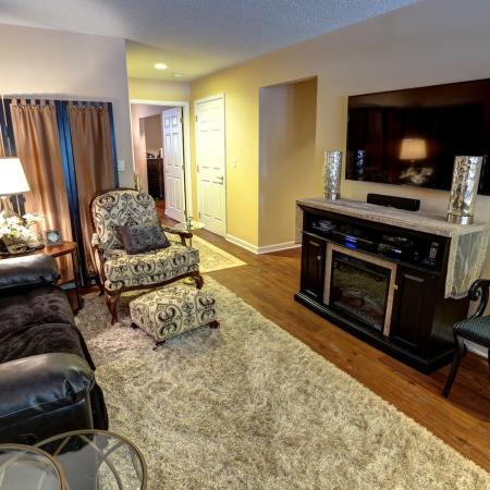 Open Living Space at Williamsville Apartments | StoneGate Apartment Homes