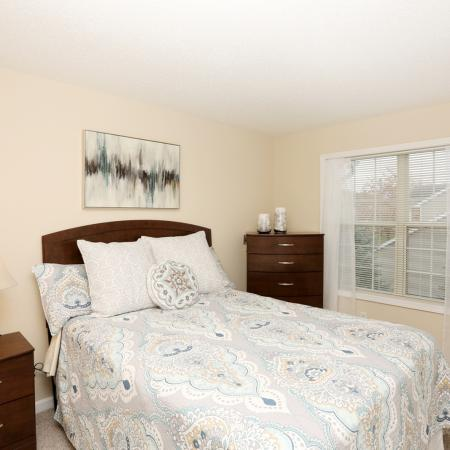 Spacious Bedroom | Williamsville New York Apartments | StoneGate Apartment Homes