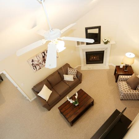 Vaulted Ceilings | Apartment Homes In Williamsville | StoneGate Apartment Homes