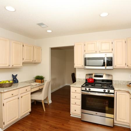 Stainless Steel Kitchen Appliances | Williamsville New York Apartments | StoneGate Apartment Homes