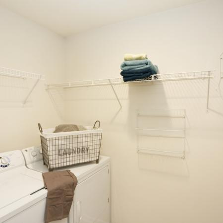 In-unit Laundry | Apartments in Williamsville | StoneGate Apartment Homes
