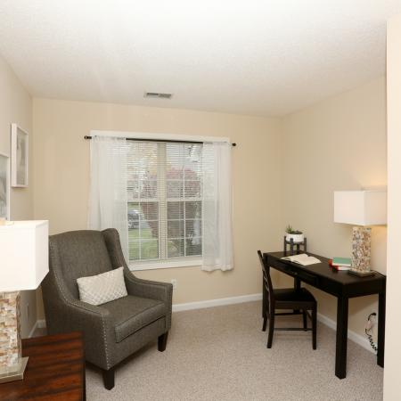 Quaint Den Area | Apartment Homes In Williamsville | StoneGate Apartment Homes