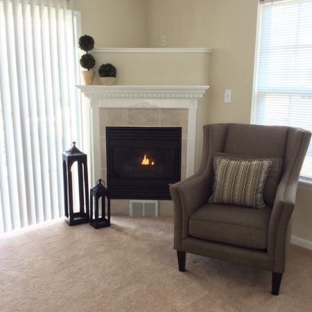 Autumn creek apartments | gorgeous living rooms
