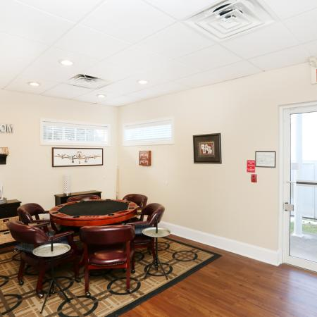 Williamsville Apartments | Game Room