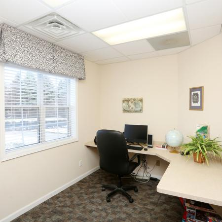 StoneGate Apartment Homes | Office Area
