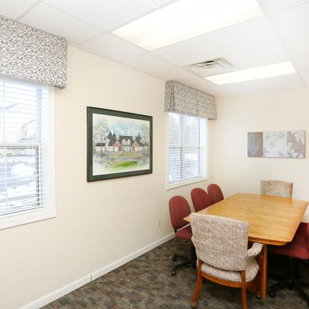 StoneGate Apartment Homes | Conference Room