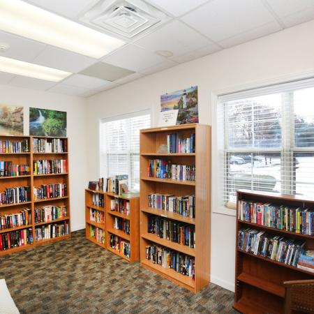 Resident Library | Apartment Homes In Williamsville | StoneGate Apartment Homes