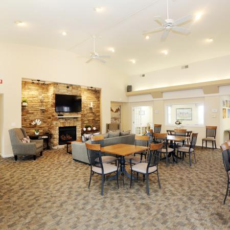 Spacious Resident Club House | Apartments Williamsville NyWilliamsville Ny ApartmentsApartments In Williamsville Ny | StoneGate Apartment Homes