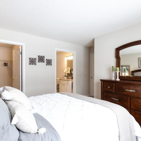 Autumn Creek Apartments | Master Bedroom