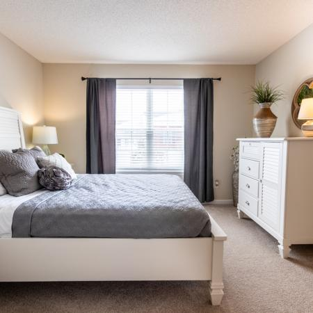 East Amherst Apartments | Spacious Bedrooms