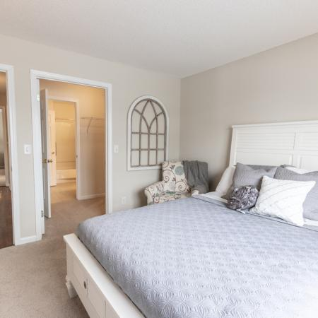 Autumn Creek Apartments | Spacious bedrooms