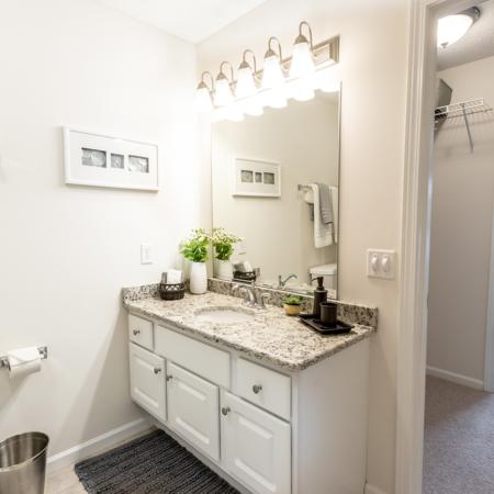 Autumn Creek Apartments | Spacious Bathrooms