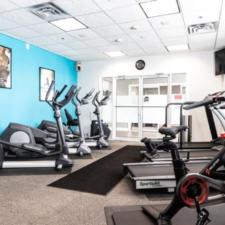 East Amherst Apartments | Fitness center