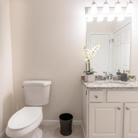 Elegant Master Bathroom | Apartments For Rent In Amherst Ny | Autumn Creek Apartments