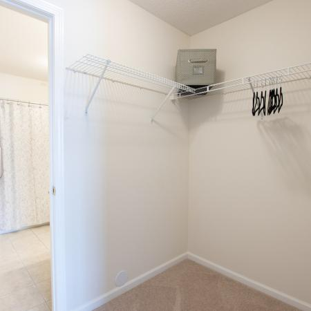Spacious Closet | Apartments In Amherst Ny | Autumn Creek Apartments