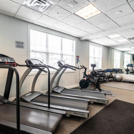 State-of-the-Art Fitness Center | Amherst Ny Apartments | Autumn Creek Apartments