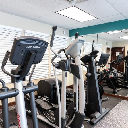 Resident Fitness Center | Williamsville Ny Apartments | Windsong Place Apartments