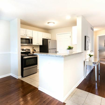 Kitchen Area | Autumn Creek Apartments