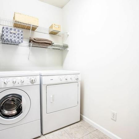 Laundry Room | Autumn Creek Apartments
