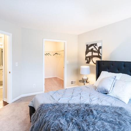 Bedroom Space | Autumn Creek Apartments