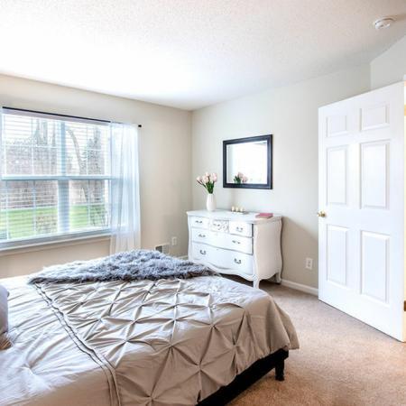 Spacious Bedrooms | Autumn Creek Apartments