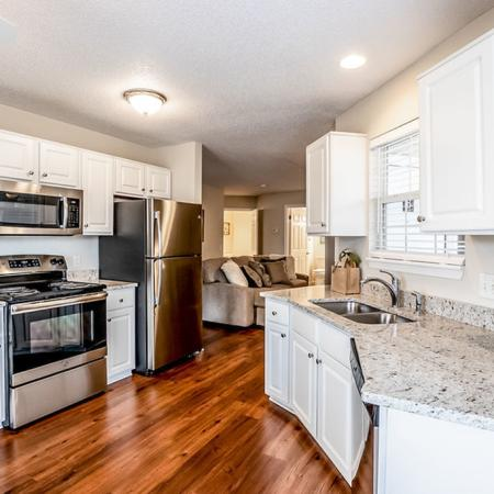 Autumn Creek Apartments | Large dining rooms