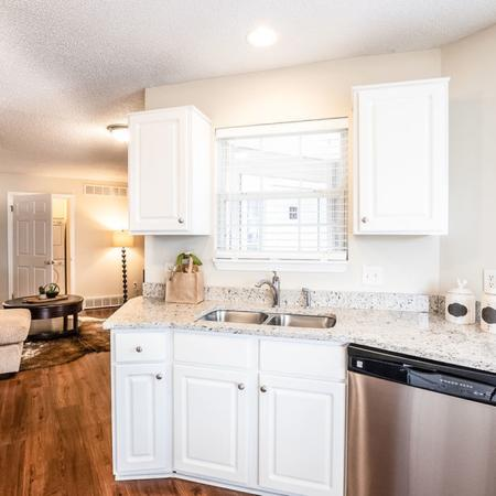 Modern Kitchen | Apartments For Rent In Buffalo Ny | Autumn Creek Apartments