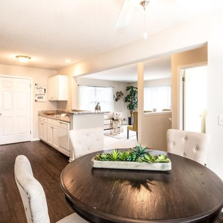 Spacious Dining Room | Apartment in East Amherst, NY | Autumn Creek Apartments