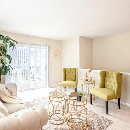 Elegant Living Area | Apartments East Amherst, NY | Autumn Creek Apartments
