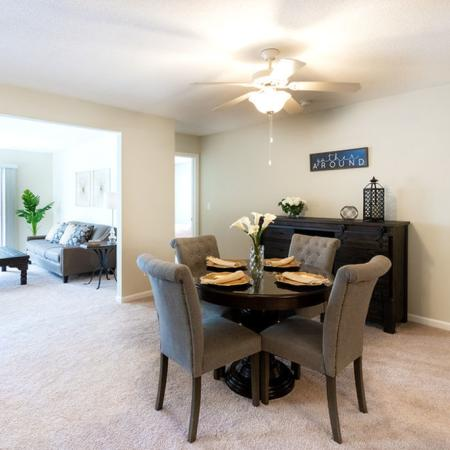 Dining Area | East Amherst NY Apartment For Rent | Autumn Creek Apartments
