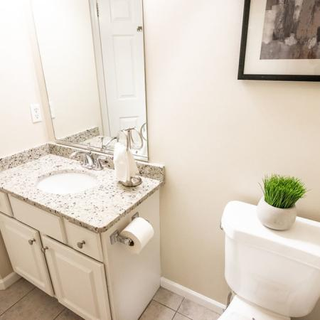 Luxurious Bathroom | Apartments for rent in East Amherst, NY | Autumn Creek Apartments