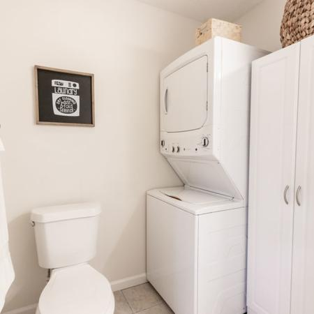 In-home Laundry  | Apartments Homes for rent in East Amherst, NY | Autumn Creek Apartments