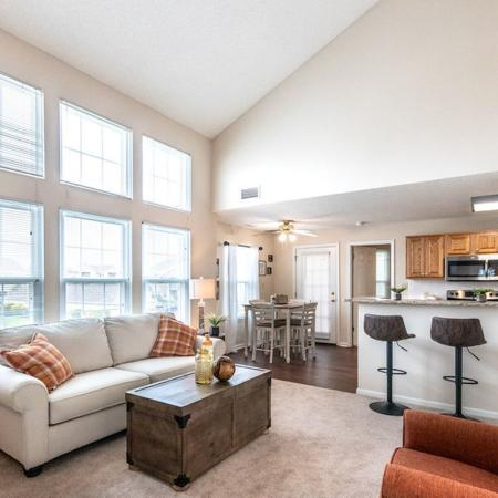 2 Bedroom Dining Area | Windsong Place Apartments