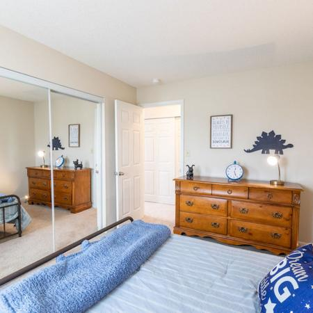 Bedroom 2 Bedroom | Windsong Place Apartments