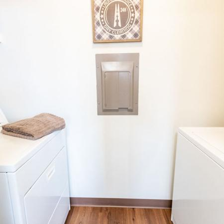 2 Bedroom Laundry Area | Windsong Place Apartments