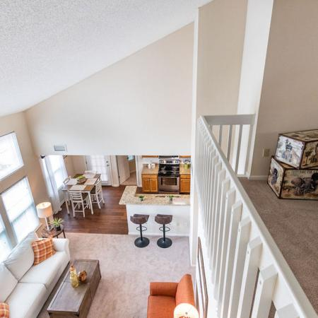 2 Bedroom Open Space | Windsong Place Apartments