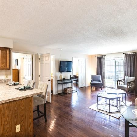 Living Space | Windsong Place Apartments
