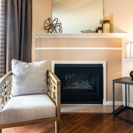 Living Room Space | Windsong Place Apartments