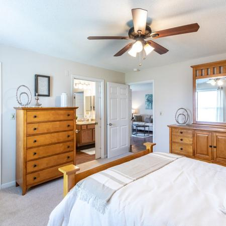 Bedroom Space | Windsong Place Apartments
