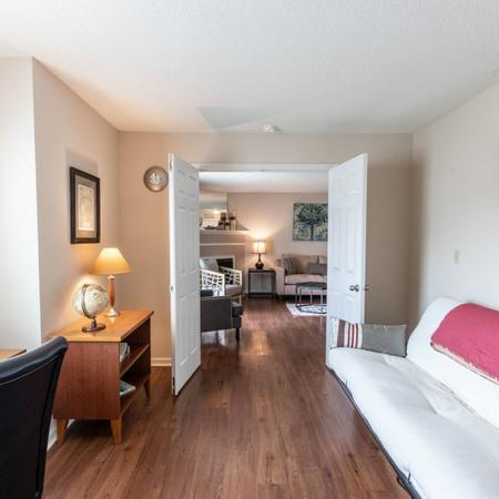 Living Room Area | Windsong Place Apartments