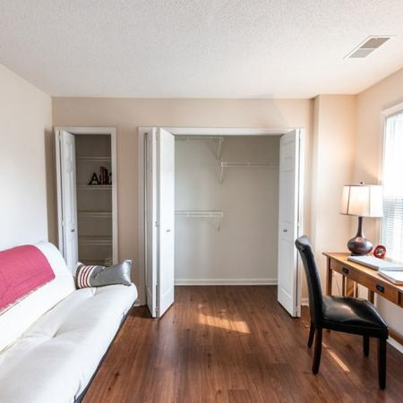 Open Living Spaces | Windsong Place Apartments