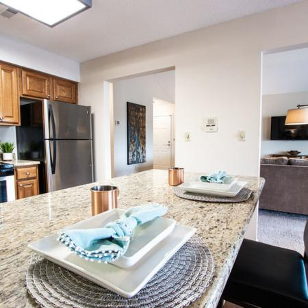 Spacious Kitchen | Buffalo Apartments | Windsong Place Apartments