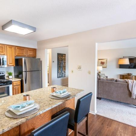 Open Concept Living Area | Apartments In Buffalo Ny | Windsong Place