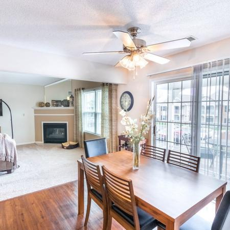 Spacious Living Area | Apartments Buffalo NY | Windsong Place
