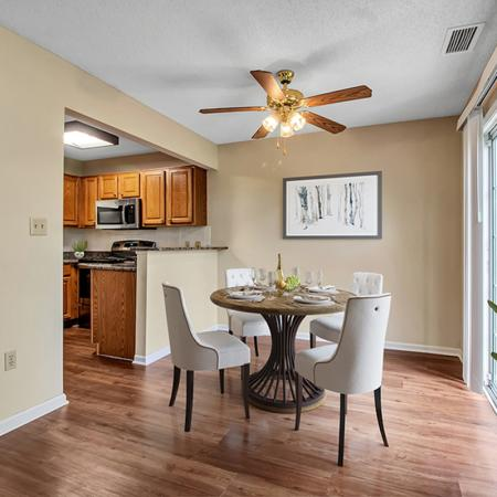 Elegant Dining Room | Buffalo  NY Apartments For Rent | Windsong Place Apartments