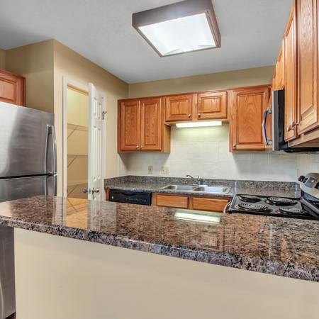 Luxurious Kitchen | Apartment Homes in Buffalo , NY | Windsong Place Apartments