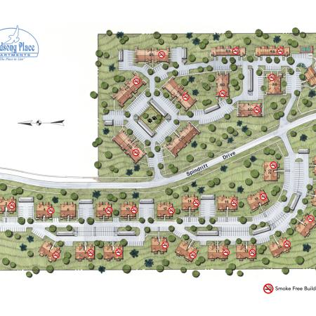 Williamsville NY apartments | Property Map