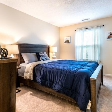 Spacious Bedroom | Apartments Buffalo NY | Windsong Place