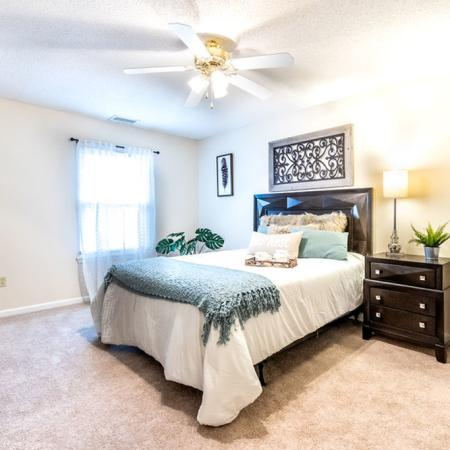 Expansive Bedroom | Apartments Buffalo NY | Windsong Place