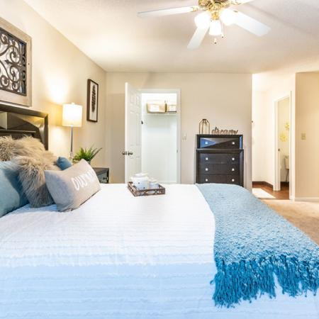 Luxurious Bedroom with Ample Closet Space | Apartments In Buffalo Ny | Windsong Place
